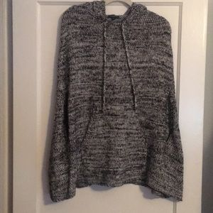 Express Poncho Sweater